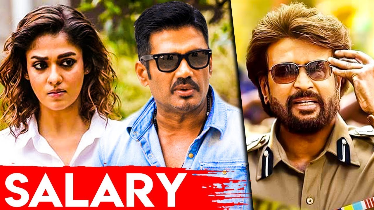 Nayanthara's Demand For Darbar | Superstar Rajinikanth , Suniel Shetty | Hot News