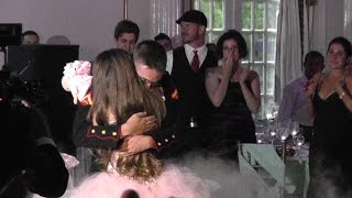 Marine Surprises Sister At Her Sweet 15- Quinceanera
