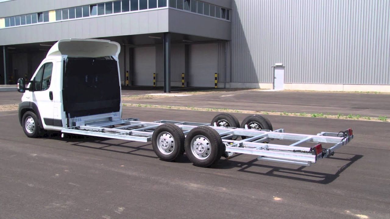 Dodge Promaster Camper >> RAM ProMaster X-Low - YouTube
