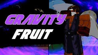 Full Gravity Gravity Fruit Showcase in Blox Piece! | Roblox | TerraBlox