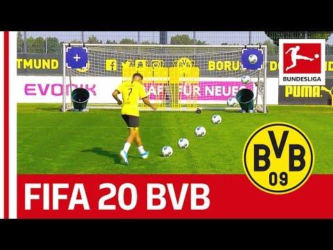 Reus, Sancho, Witsel & Co. - EA SPORTS FIFA20 BUNDESLIGA CHALLENGE - Borussia Dortmund