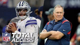 Cowboys vs. Patriots Matchup Breakdown  NFL Total Access