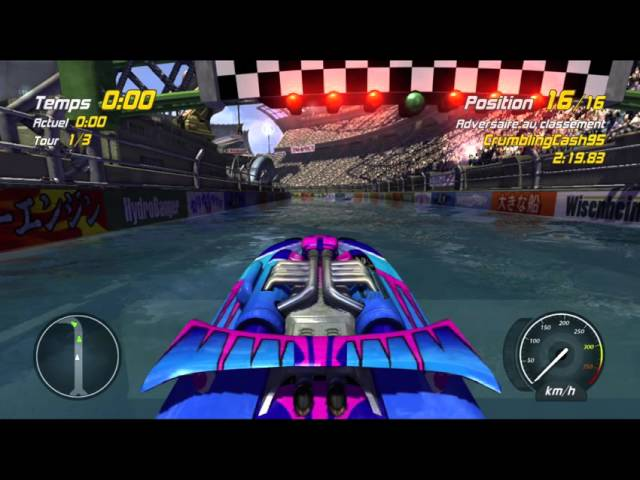 Let's Play Hydro Thunder HURRICANE XBOX 360