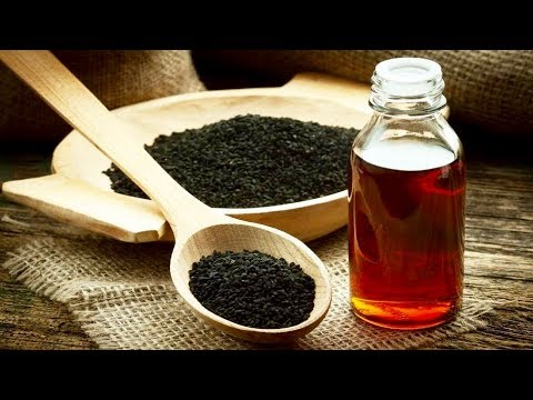 5 Incredible Health Benefits Of Black Seed Oil