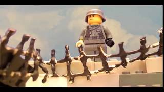 D-Day Omaha Beach - A Lego Movie by Morrison Brother Productions (2016)