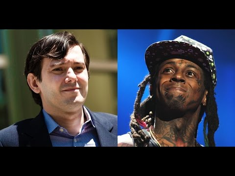 Martin Shkreli Claims he Bought Lil Wayne's 'Carter V' album & now is the Sole Owner of the Project!