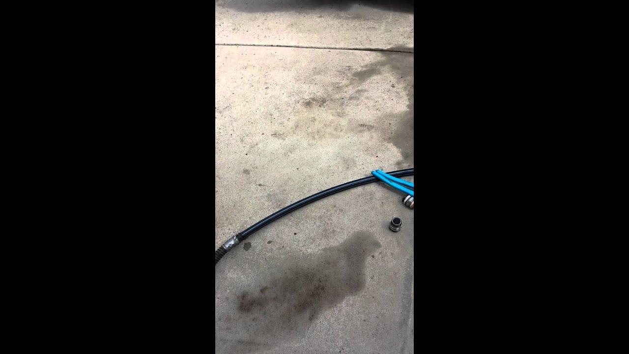 DIY Water Hammer Pump