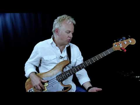 Funky Bass Lines - Bass Guitar Funk Riffs - Lick Of The Week