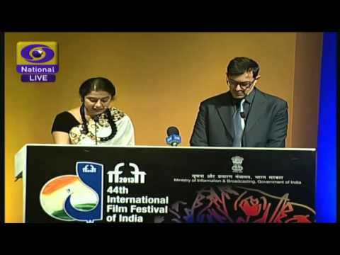 Opening Ceremony - 44th International Film Festival of India - Live from Goa
