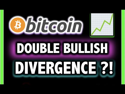 OMG!!! BITCOIN DOUBLE BULLISH DIVERGENCE?!! 🚀 Crypto Analysis TA & BTC Cryptocurrency Price News Now