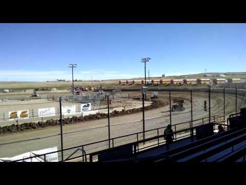 Sprint car's 10/11/15 El Paso County Speedway