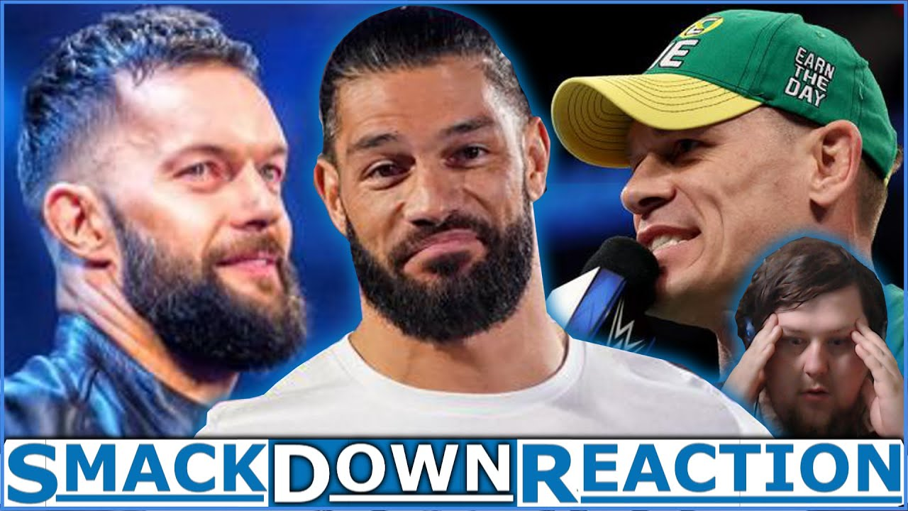 Who will Face Roman Reigns at Summerslam?!? : Smackdown Reaction : 23.Jul.2021