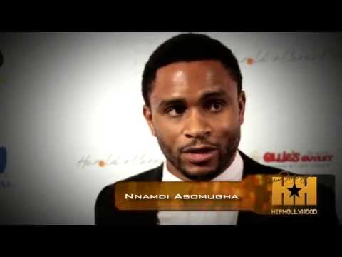 Watch Nnamdi Asomugha Dodge Kerry Washington & Baby Question - HipHollywood.com