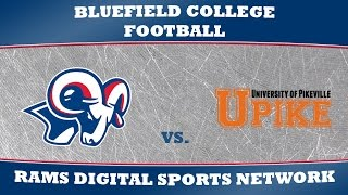 Football - Bluefield vs. Pikeville (August 28, 2014)