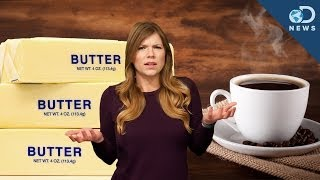 Repeat youtube video Why Are People Drinking Buttered Coffee?