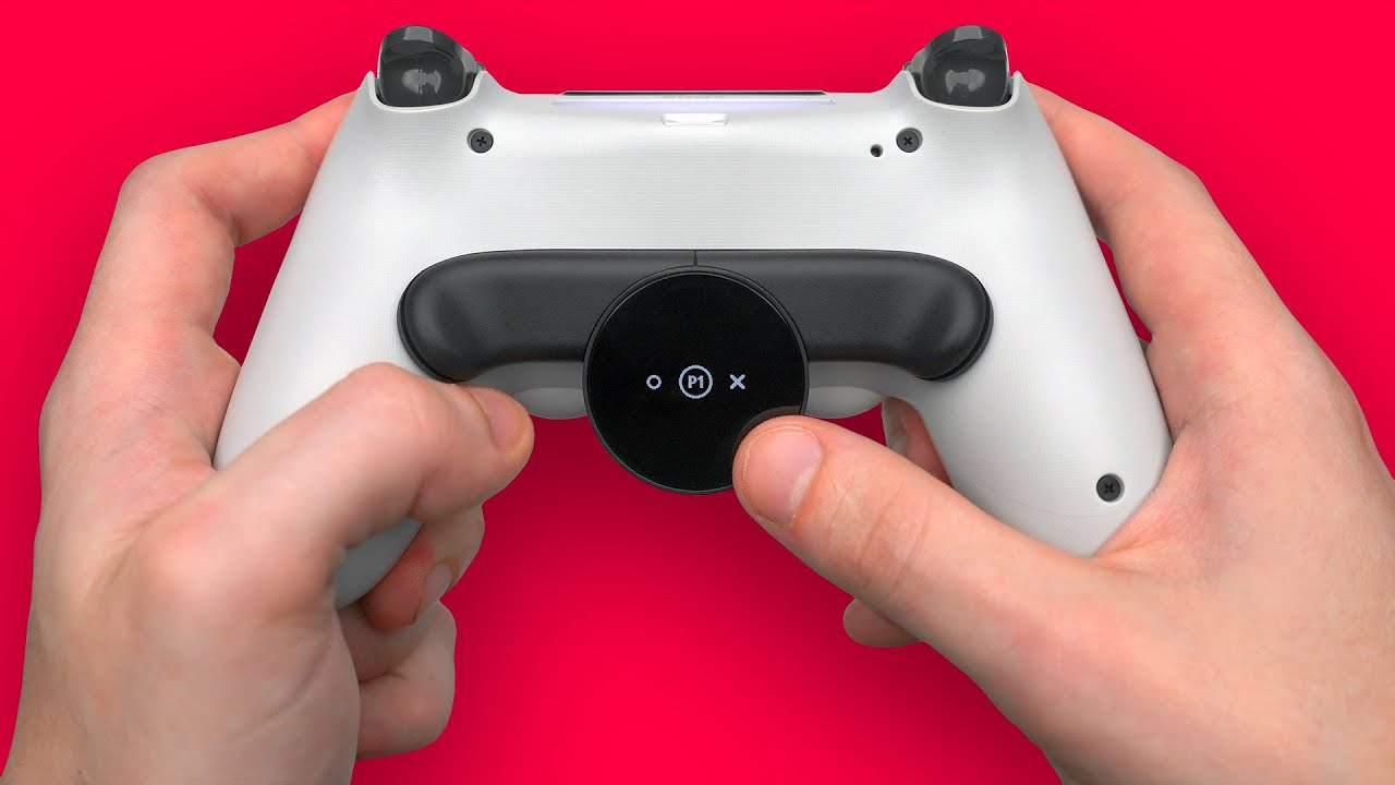 Finally Ps4 Back Button Attachment Review Youtube