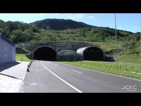 Túnel Morro Alto - BR101/Maquiné-RS