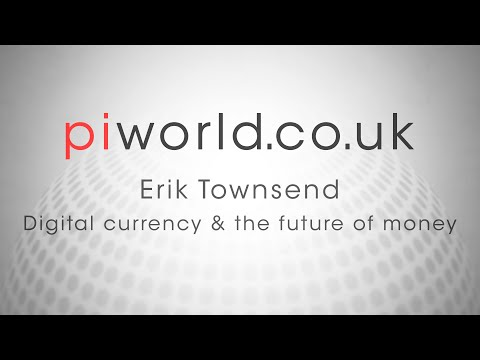 Interview with Erik Townsend - Digital currency & the future of money