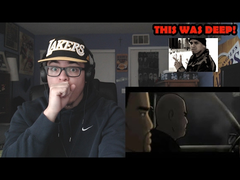 Immortal Technique Dance With the Devil - Animated Short Film REACTION!