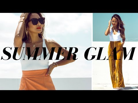 House of CB Haul   Summer Glam Outfits & Lookbook