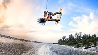 Behind the Boat w/ Wakeboarder Guy Tanaka