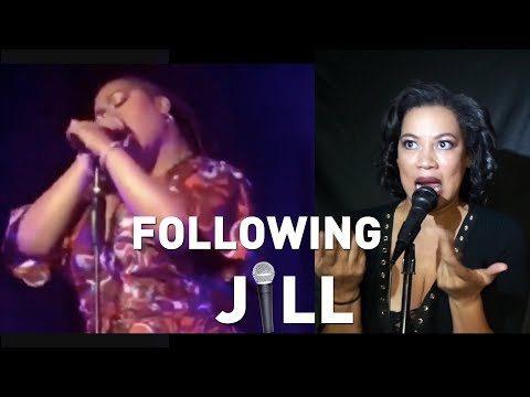Comedian Tries to Follow Jill Scott Making Love To The Mic...