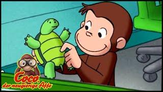 Coco der Neugierige Affe 🐵 Coco in der Vorschule 🐵 Ganze Folgen 🐵 Cartoons für Kinder🐵 Staffel 4
