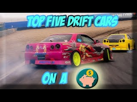 Top Drift Cars On A Budget Youtube