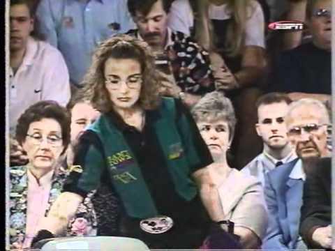 1999 WIBC Queens; Match 2: Leanne Barrette vs Brenda Norman