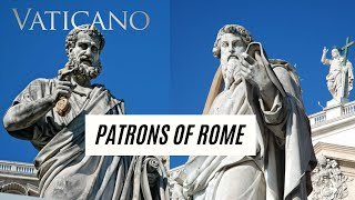 Vaticano - 2020-07-05 - Patrons of Rome: Saints Peter and Paul