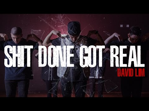 David Lim | Sh*t Done Got Real | STEEZY Studio