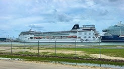 MSC Armonia Arrives in Miami