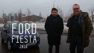 СДЕЛАНО В РОССИИ   FORD FIESTA 2016