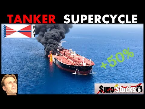 Oil Tanker Stocks Betting On A SUPERCYCLE? $NAT $FRO $EURN $DHT - Buy NOW or MISS Out?