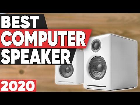 5 Best Computer Speaker in 2020