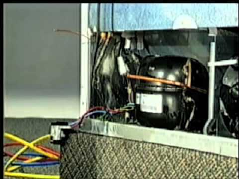 Tj Wiring Diagram Model T Ford Coil Appliancejunk.com - How To Replace A Refrigerator Compressor. Youtube