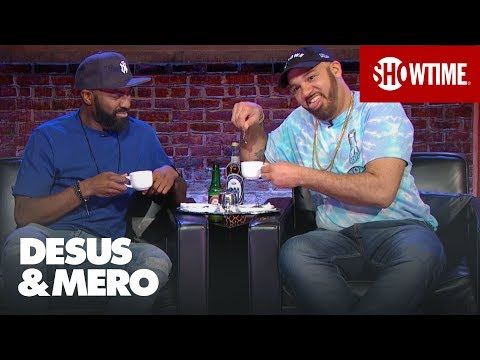 Cocaine or Coffee? $75 a Cup  DESUS & MERO  SHOWTIME