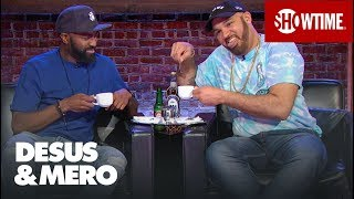 Cocaine or Coffee?! $75 a Cup | DESUS & MERO | SHOWTIME