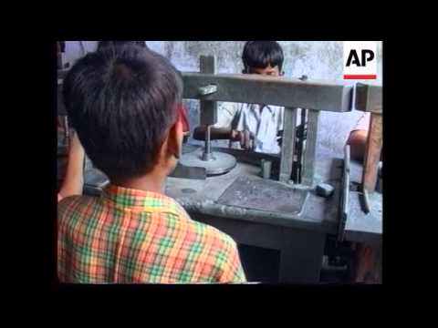 India - Child labour in diamond industry