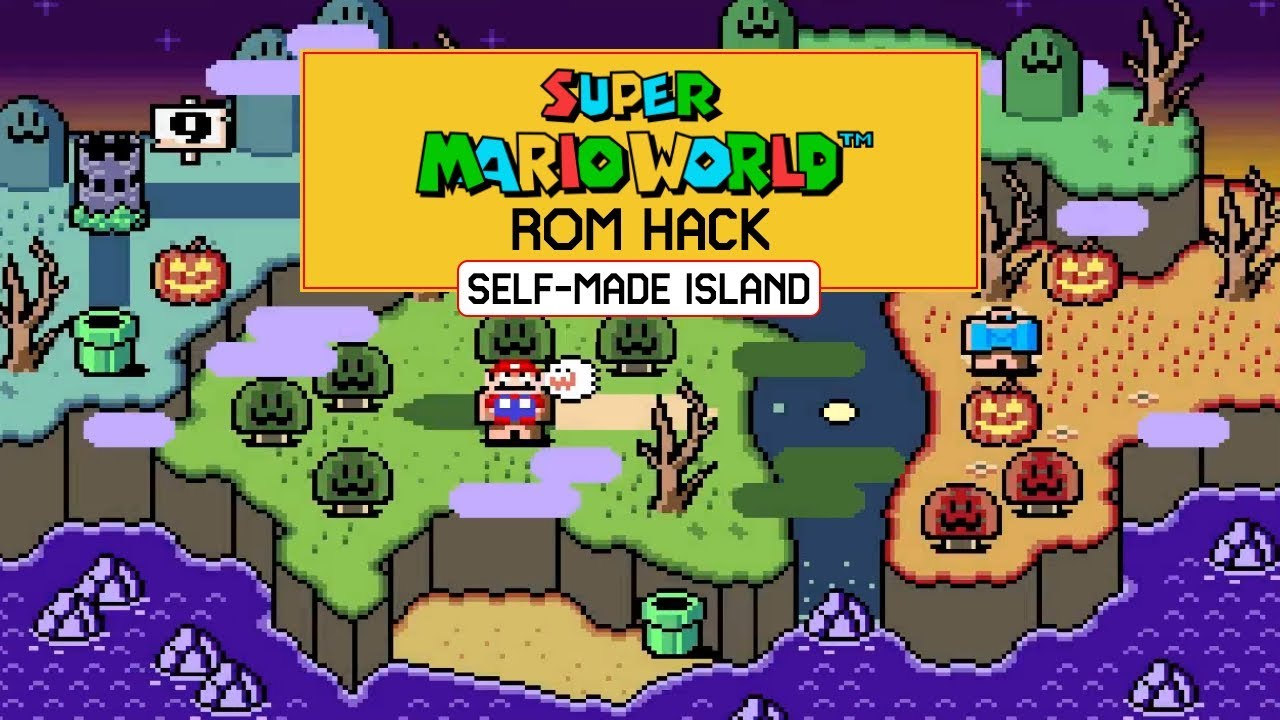 New Super Mario World 2 (Demo) (2018)