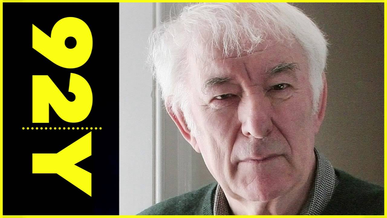 field of vision seamus heaney