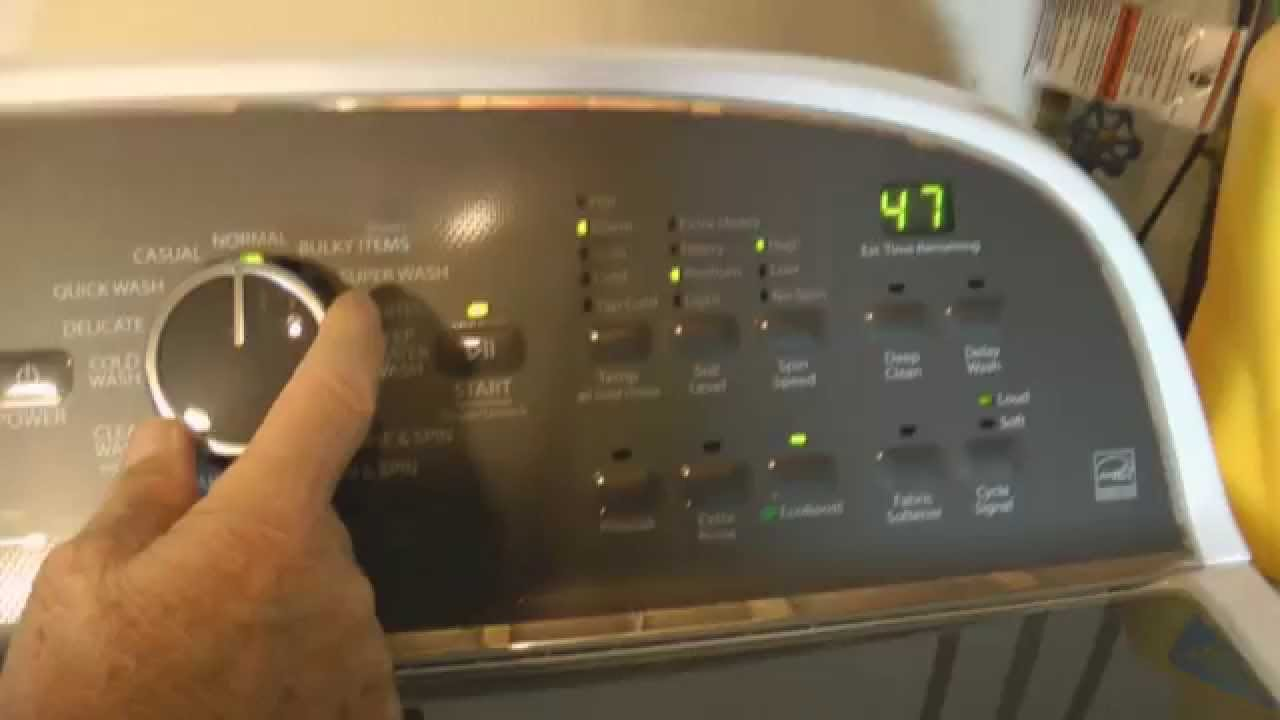 Whirlpool Cabrio Washer Amp Dryer Youtube