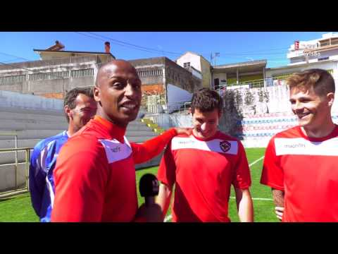 CPP: Apresentação do plantel da UD Oliveirense