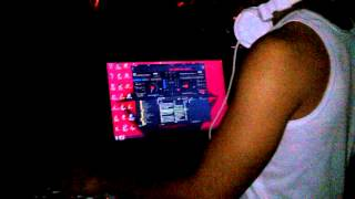 DJ CALIPSO EN VIVO ANTRO PAPRIKA CLUB 02 2014