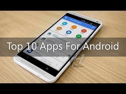 Top 10 Apps For Android 2018