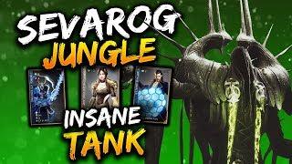 Paragon Sevarog V42 Gameplay - STILL A JUNGLE MONSTER!!!