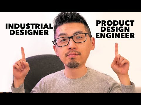 Industrial Designer VS Product Design Engineer! Job Listing