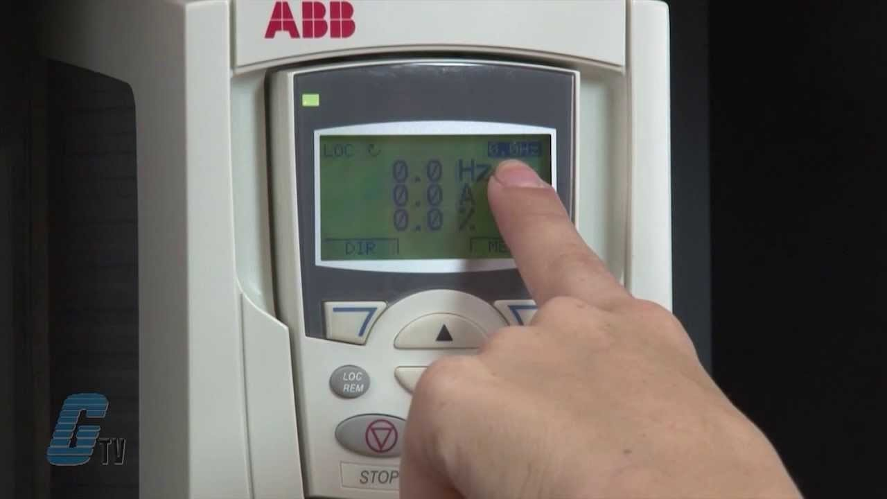 vfd control panel diagram and vfd working principle youtube Amx Wiring Diagram abb acs355 wiring diagram
