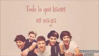 Magic - One Direction (Traducida en Español)