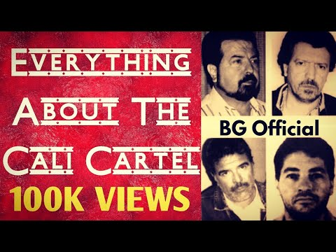The Cali Cartel | Everything you need to know of the Cali Cartel | History of Cali Cartel